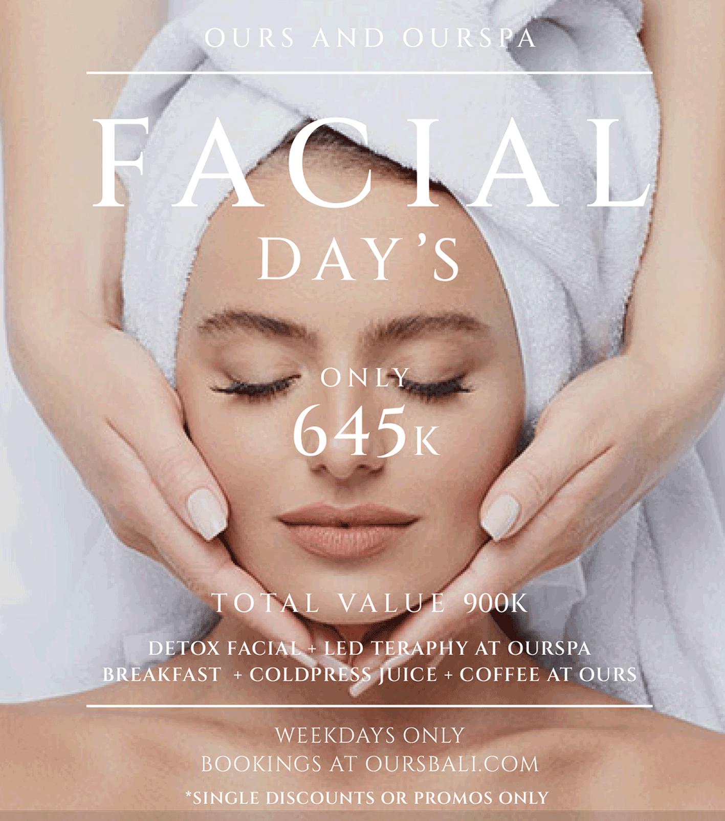 Facial-Mondays